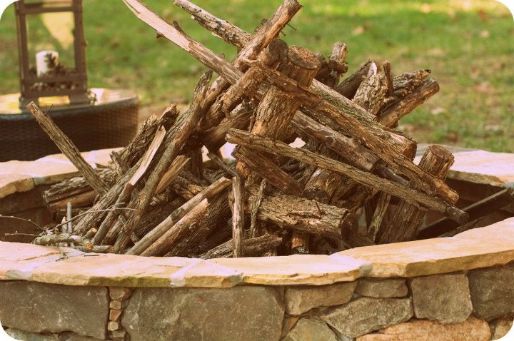 bonfire-rustic