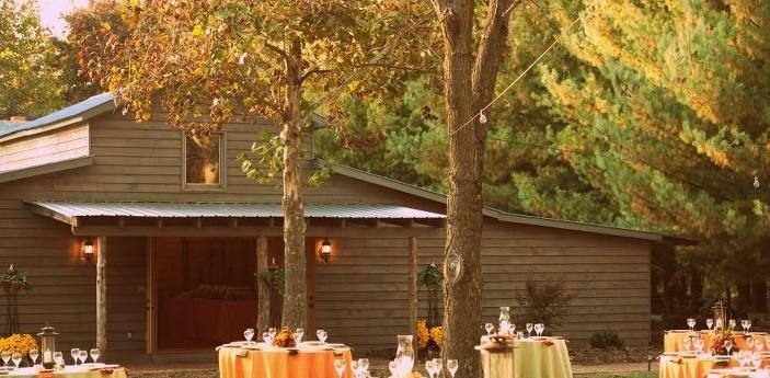 North Carolina Rustic Barn Wedding