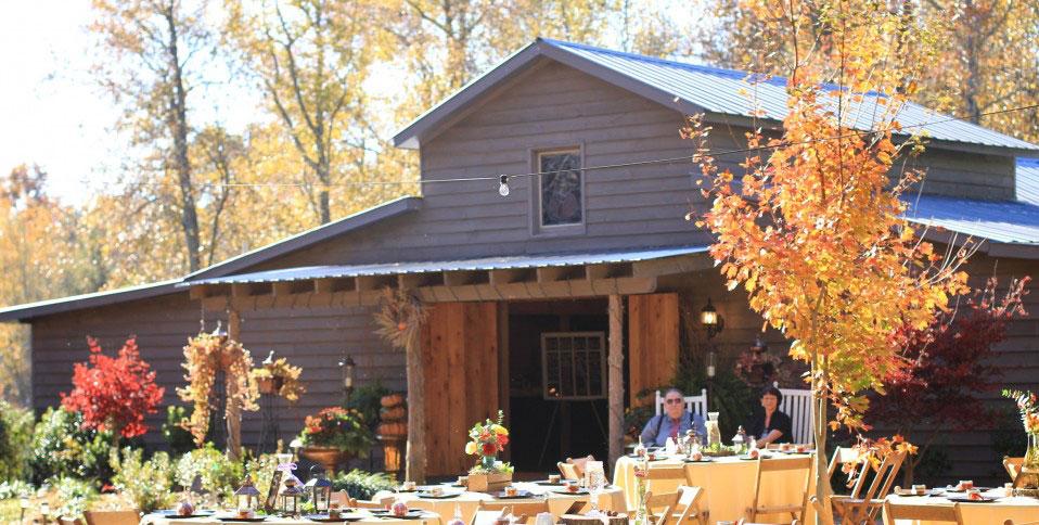 North Carolina Wedding Venue | Destarte Wedding Barn